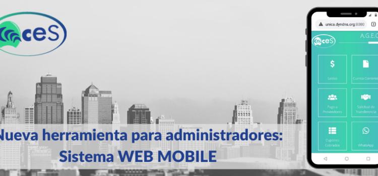 SISTEMA WEB MOBILE